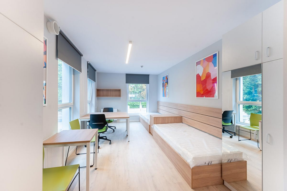 mieszkanie-2osobowe-Twin-27m2-1800zł